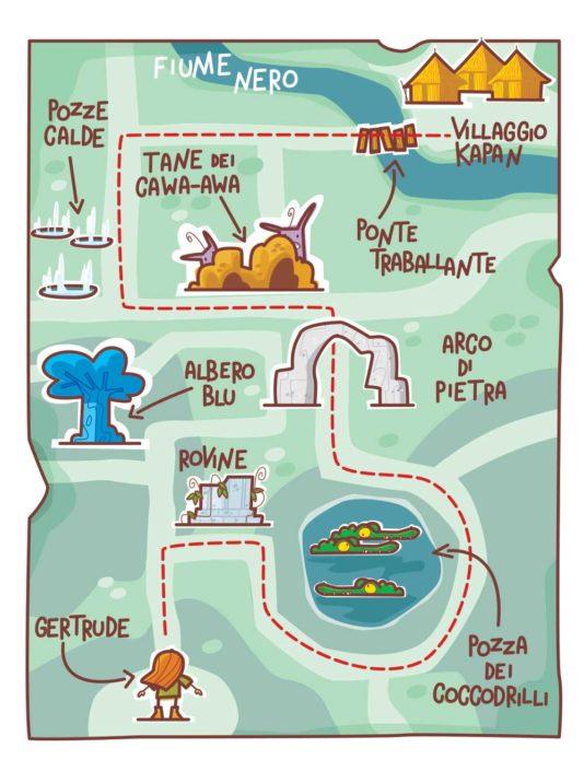 Andrea Astuto illustratore e grafico a Novara